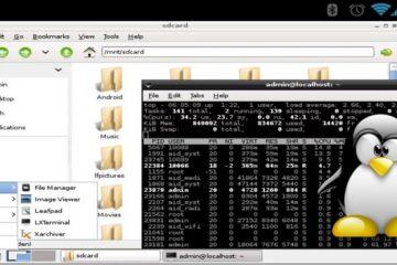 如何在旧手机上跑Linux系统(安装Linux Deploy)
