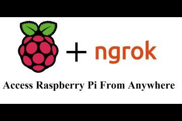 树莓派使用ngrok转发SSH服务和WEB服务