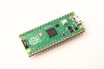 树莓派Pico,一款仅售4美元的核心板!