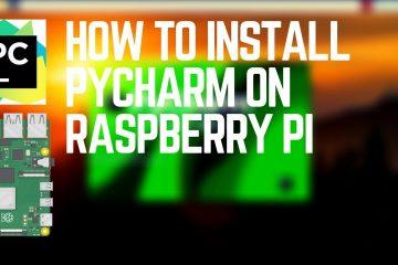 树莓派一键安装PyCharm